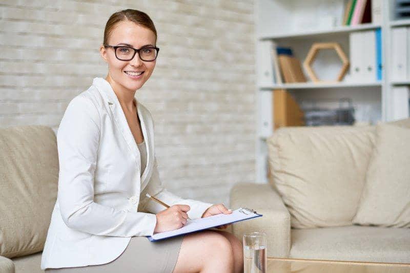 beautiful-psychiatrist-posing-in-office-LY7W8CY
